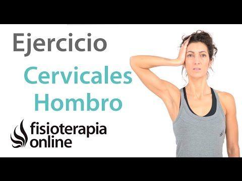 Ejercicio Isométrico De Los Músculos Cervicales Para Cuello Y Hombros Fisioterapia Online Ejercicios Isométricos Ejercicios Ejercicios Cervicales