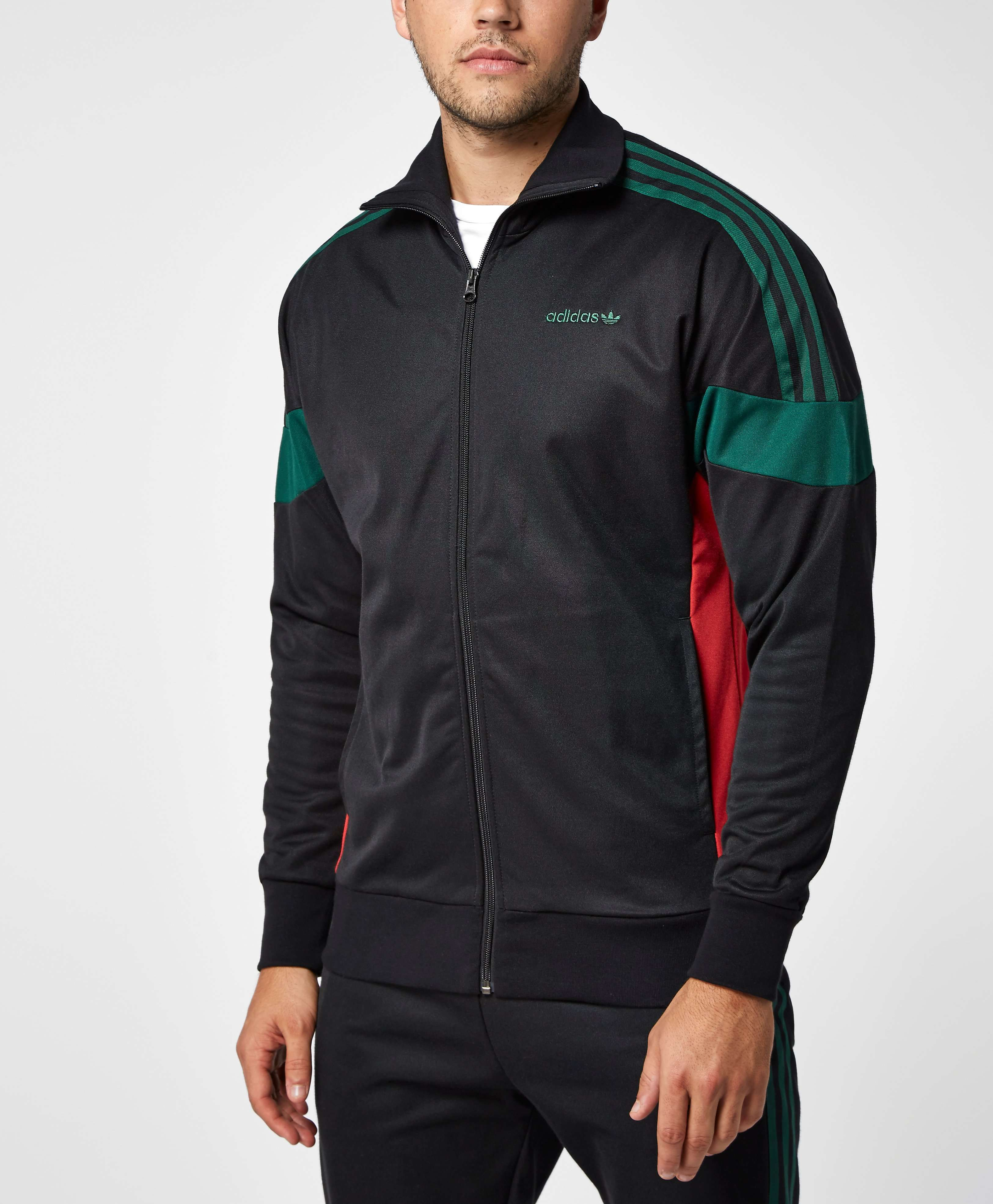 54ec1788a adidas Originals Challenger Track Top - The Brand Authority, scotts  Menswear, brings you the latest clothing, footwear and accessories from top  menswear ...