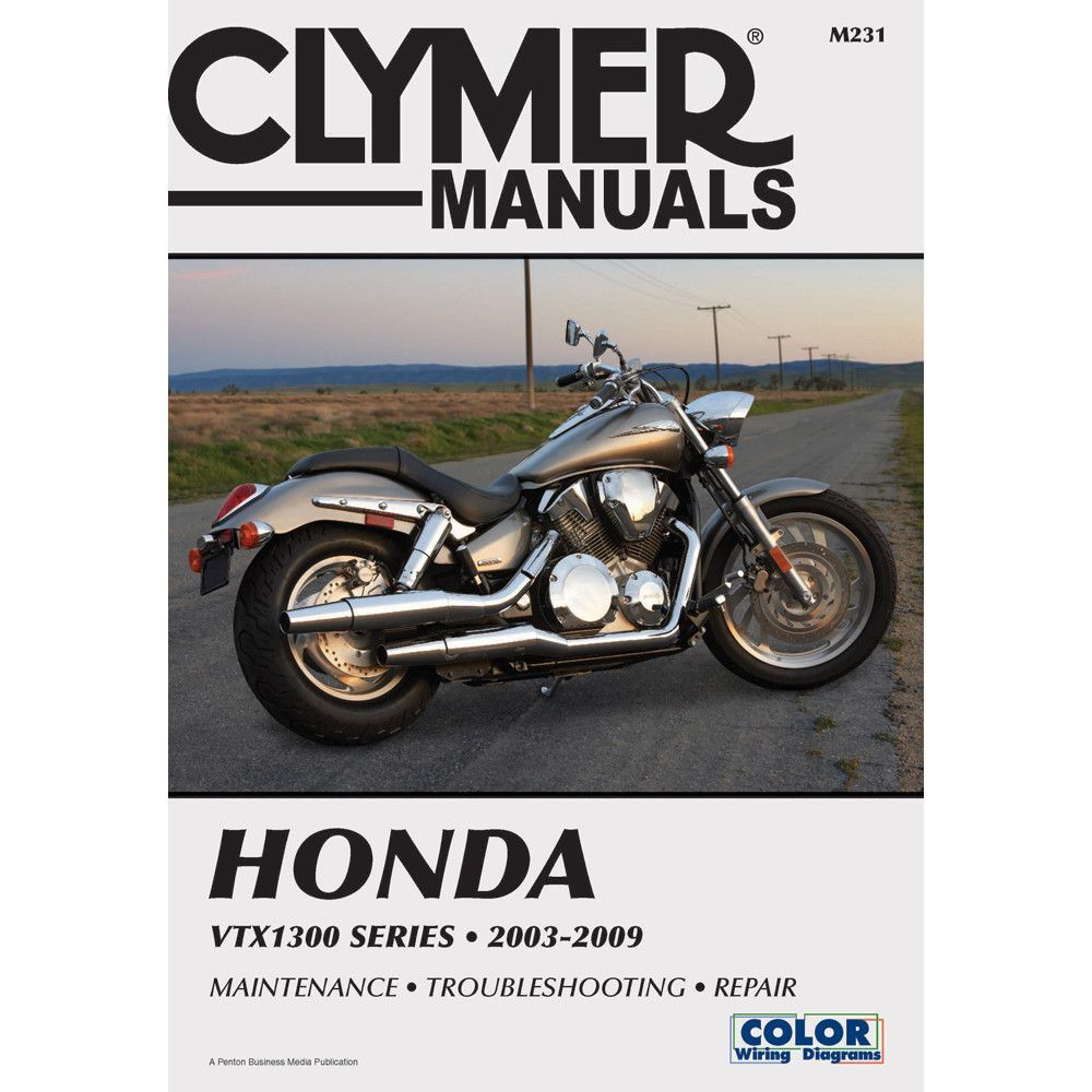 Clymer motorcycle repair manuals are written specifically for the  do-it-yourself enthusiast. From basic maintenance to troubleshooting to