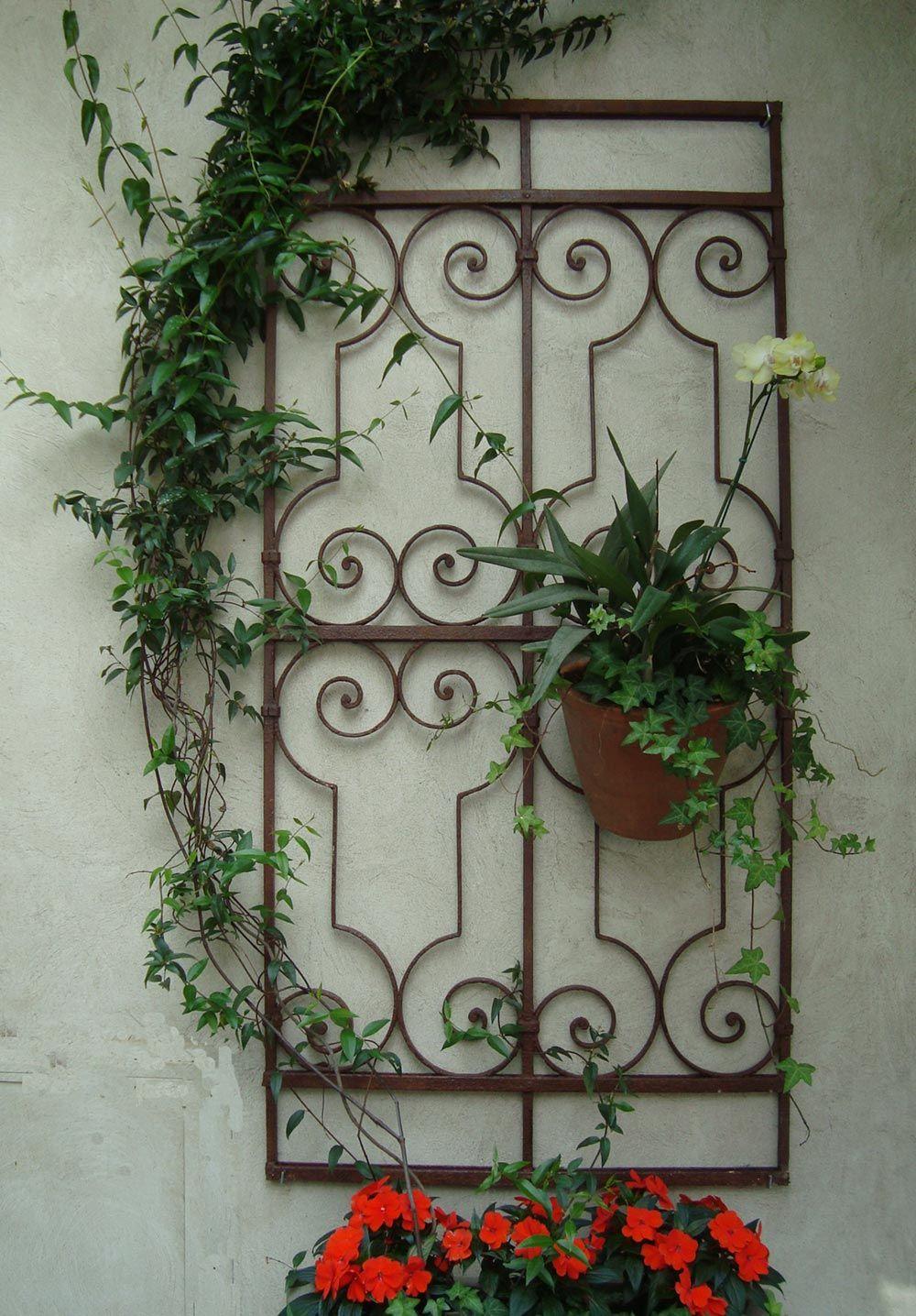 Casa E Jardim Blog Cheiro De Mato Grade Na Parede Arquivo