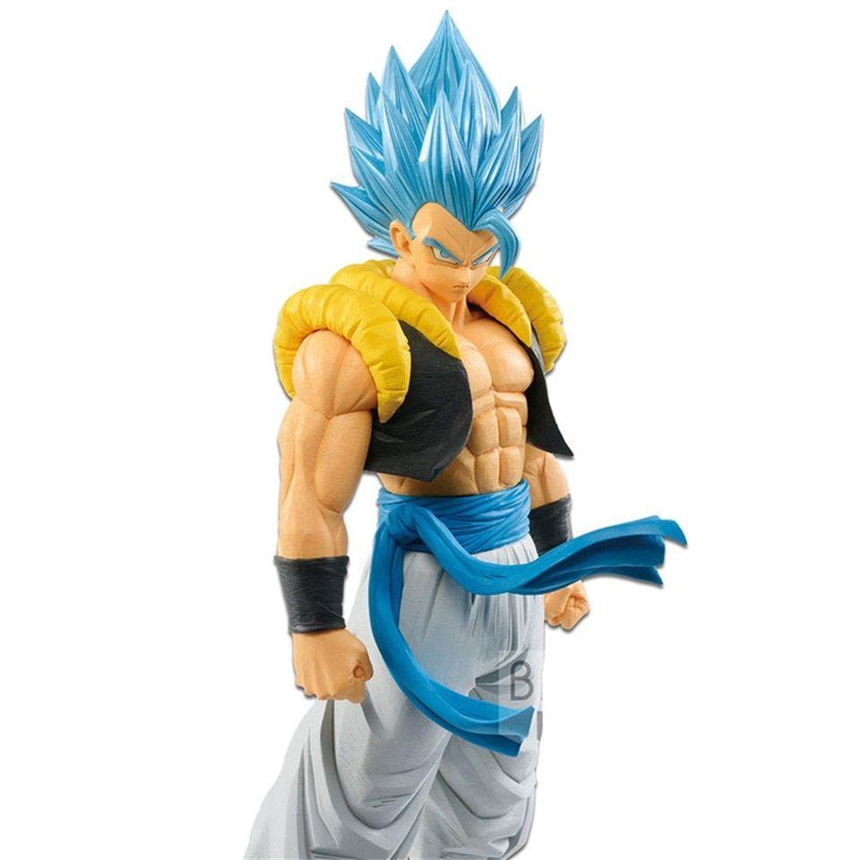 Dragon Ball Super Saiyan God Vegeta Figure Broly Movie Authentic Banpresto Japan