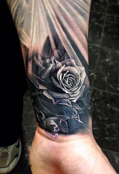 Flowers Tattoo By Rember Orellana Tattoo Tatouage Tatouage