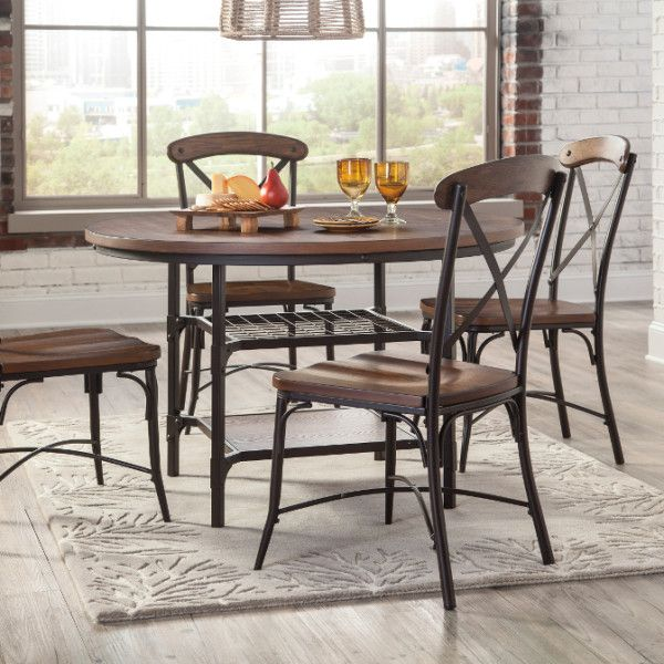 af d405 15 01 rolena dining set with 4 chairs seating indoor