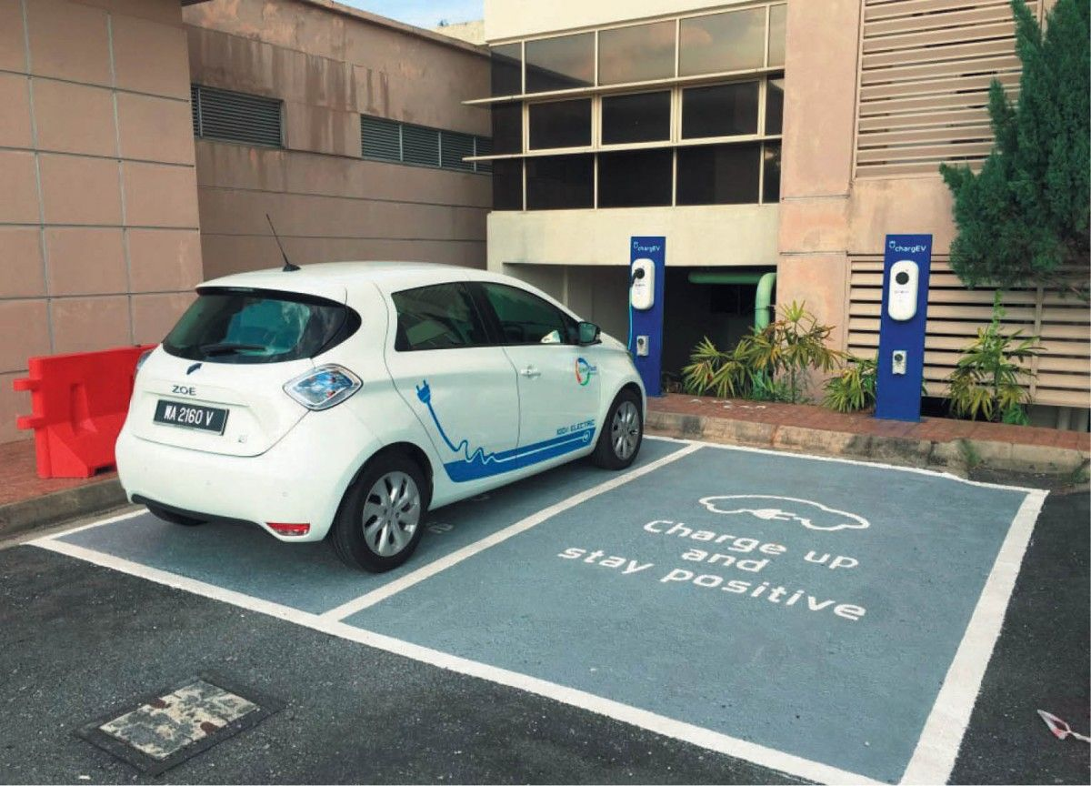 Electric Cars Available In Malaysia