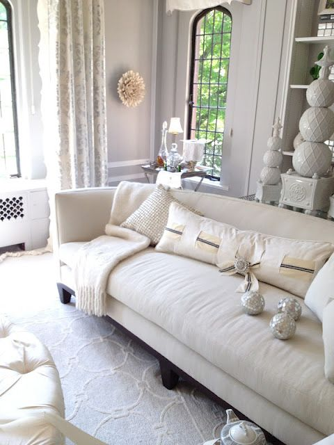 Magnificent Long Lumbar Pillow For Slipcovered Couches White Rooms Short Links Chair Design For Home Short Linksinfo