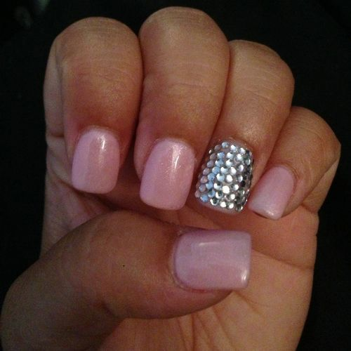 Image from httpmadenailswp contentuploads201504nail rhinestone designs for nails prinsesfo Gallery