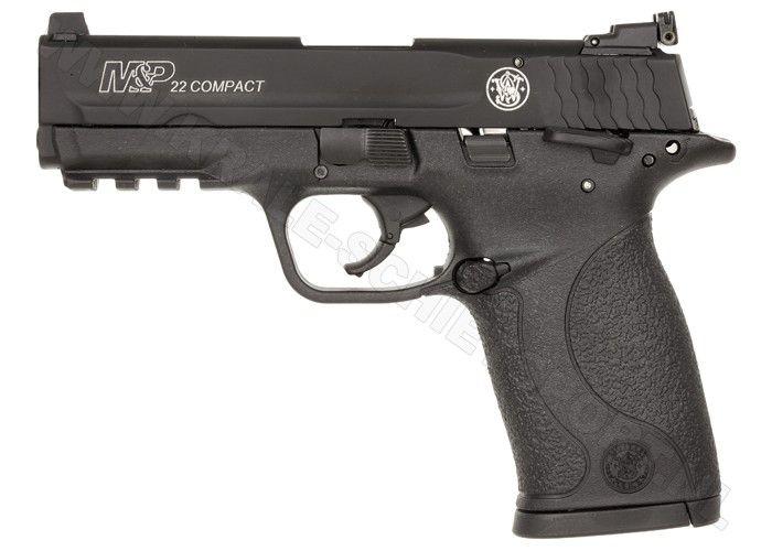 Smith & Wesson M&P22 Compact - Klein kaliber vuistwapens - Wapens