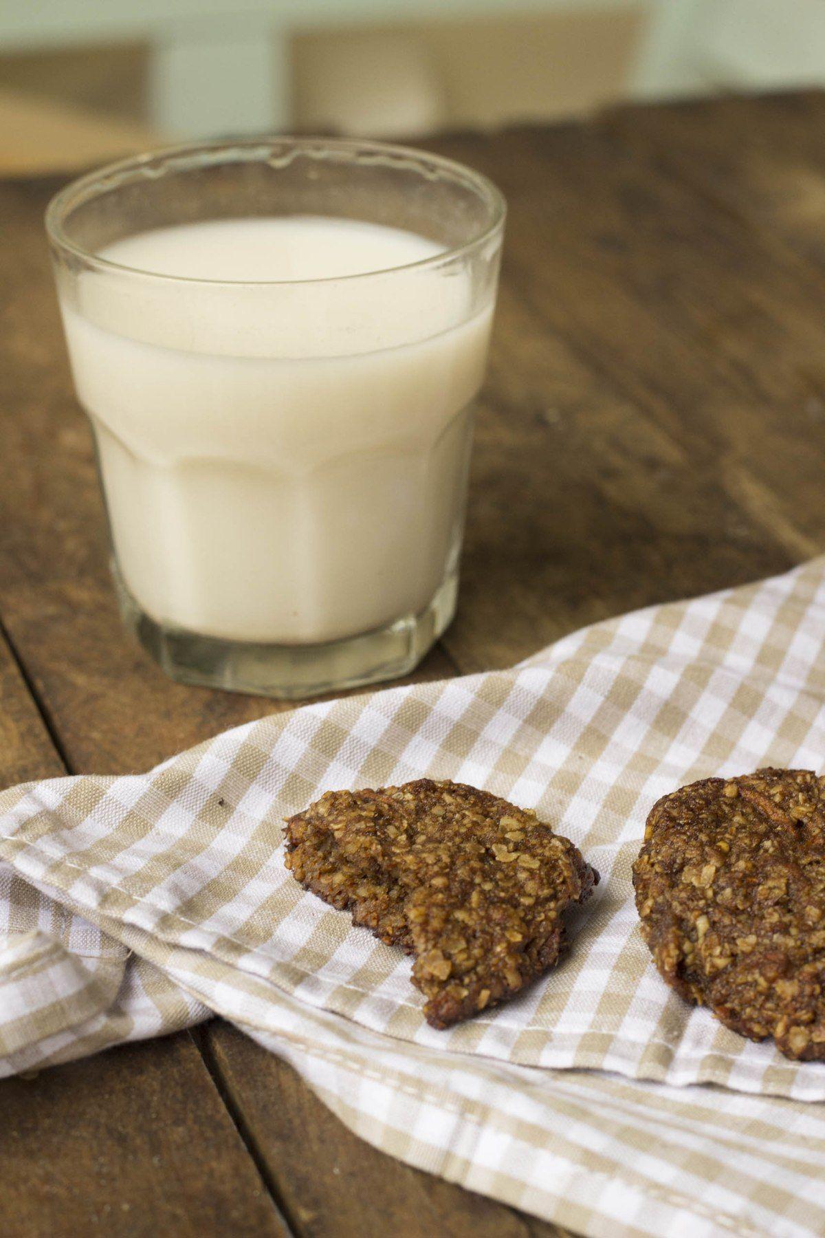 Carrot cake cookies rezept vegan und glutenfrei foodreich