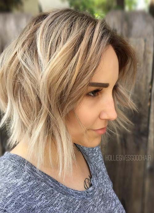 55 Short Hairstyles For Women With Thin Hair Hair Layers Fine