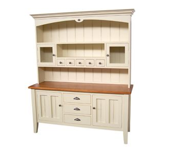 Farmhouse Buffet Hutch