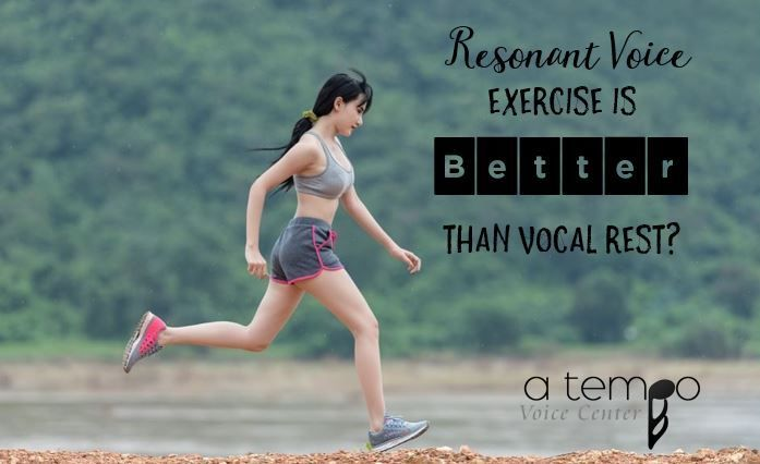 Resonant Voice Exercise is Better than Vocal Rest? (With ...