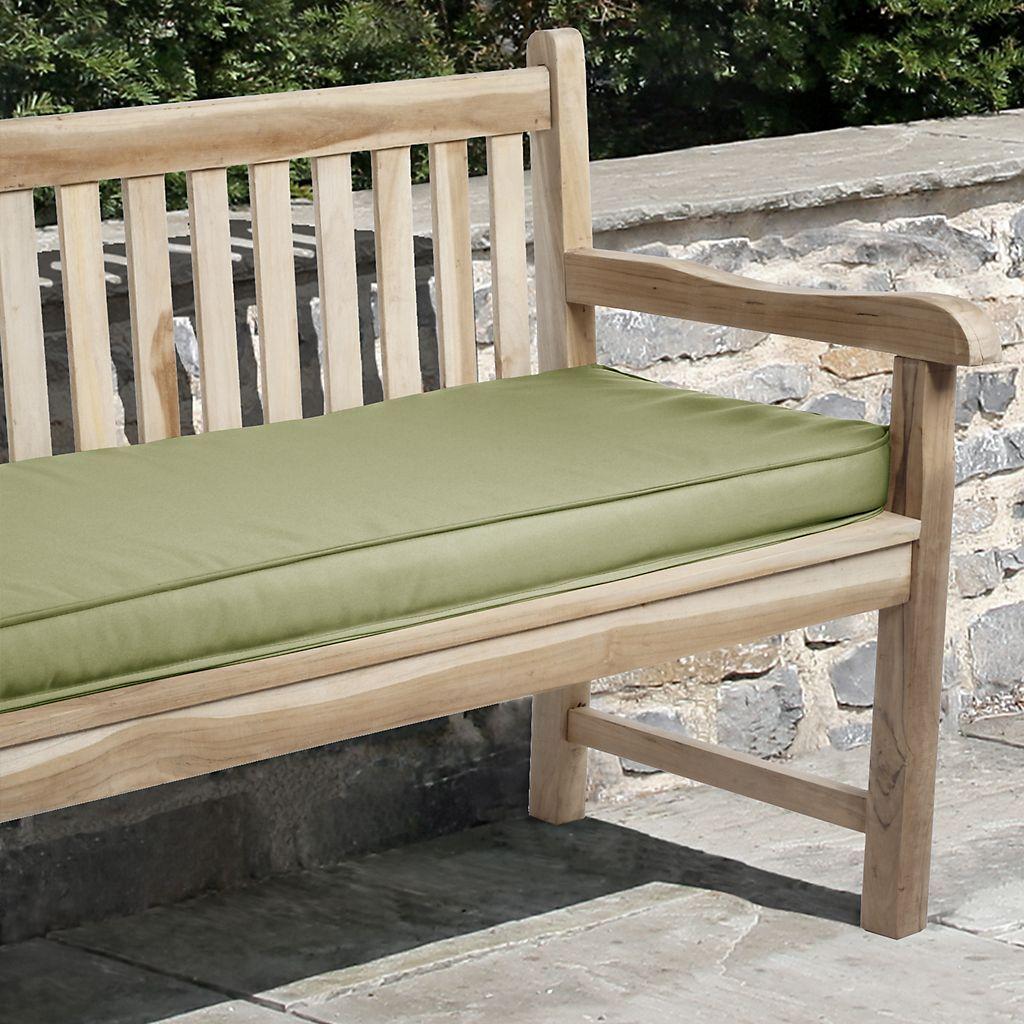 Mozaic Sunbrella 60 Outdoor Cushions And Pillows Bench Cushions Outdoor Cushions