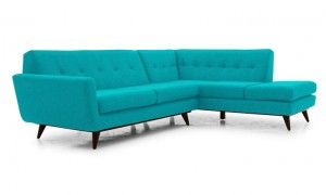 L & U-Shaped Sectionals by Joybird | Sectional, Lounge ...