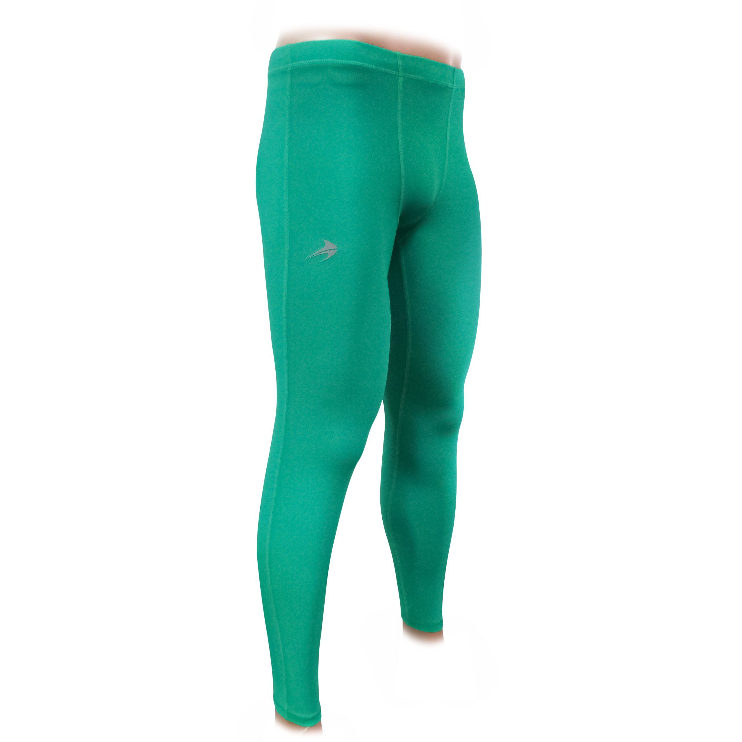 e65dbf9135 Compression Pants - Men's Tights Base Layer Leggings, Best Running/ Workout  (Green/ M)
