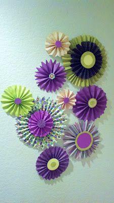 Dorm Decor Ideas Dorm Decorations Paper Flowers