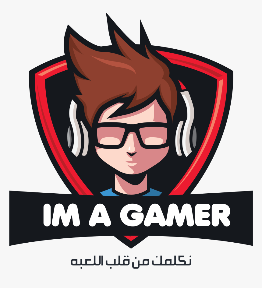 Gamer Logo Png Transparent Png Is Free Transparent Png Image To Explore More Similar Hd Image On Logo Illustration Design Logo Illustration Game Logo Design