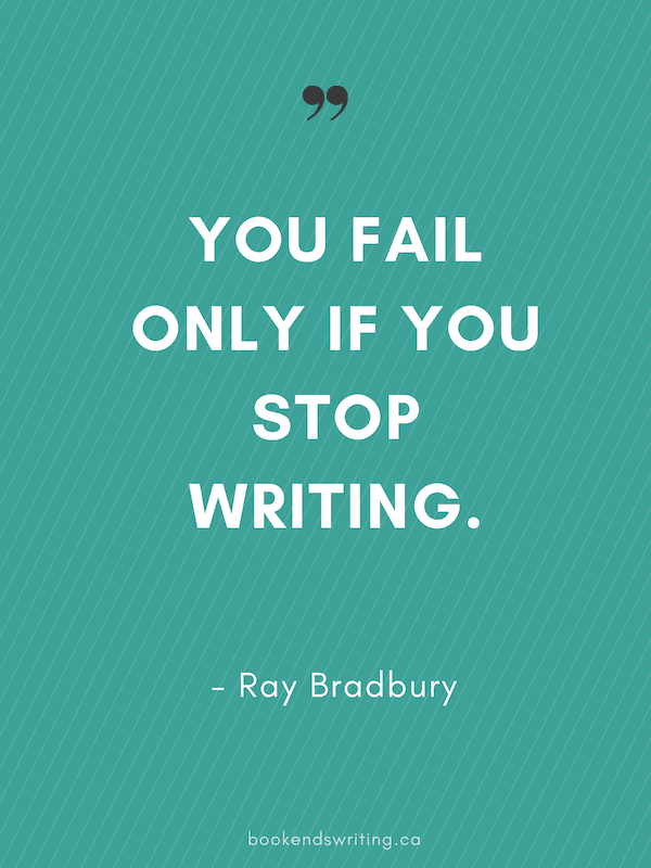 15 Inspirational Writing Quotes for Writers – Bookends Writing