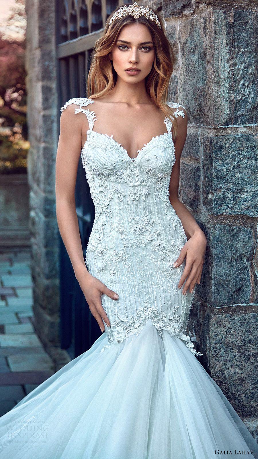 Galia Lahav Collection 2017❇❇❇ Precioso traje de novia en encaje ...