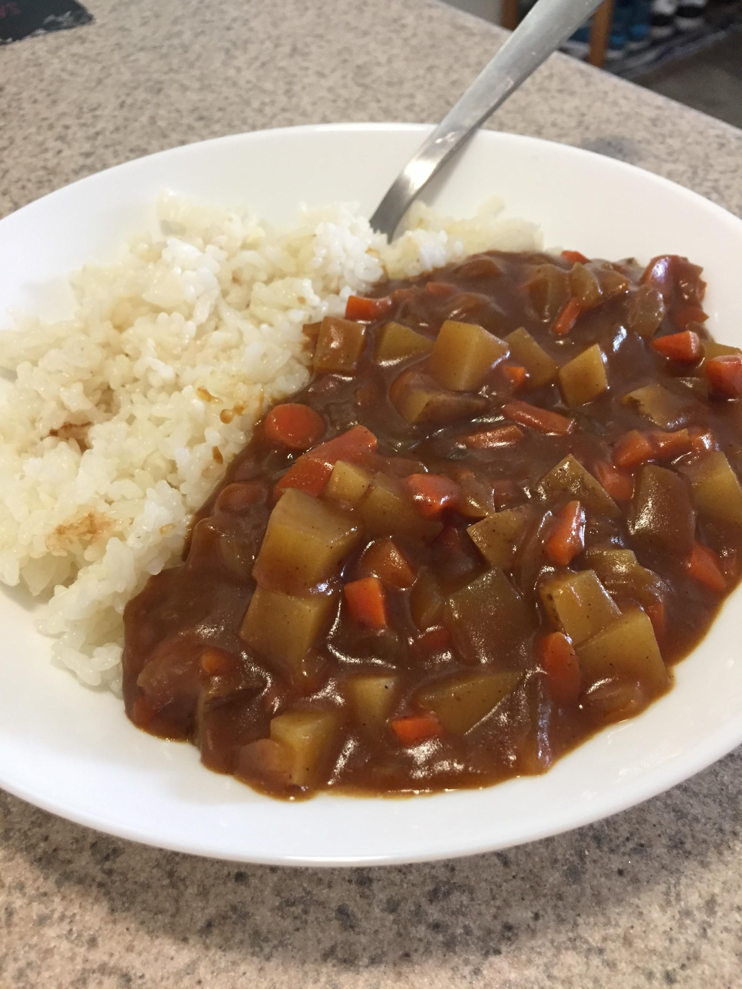 Homemade Extra Spicy Japanese Curry Recipes Food Cooking Delicious Foodie Foodrecipes Cook Recipe Health Japenese Food Food Recipes