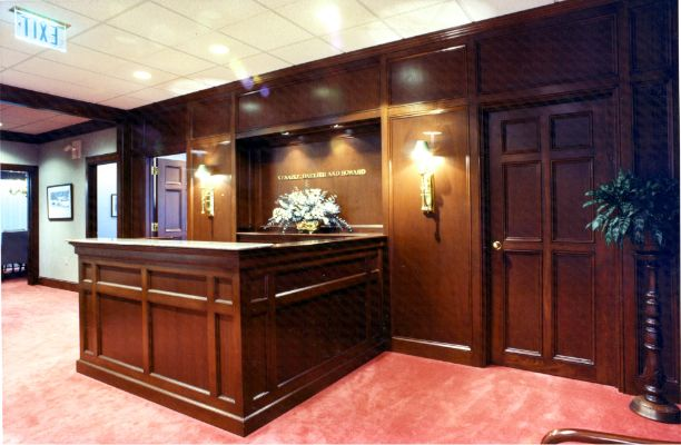 Commercial Interior Design Firms Denver | Lawyer office ...