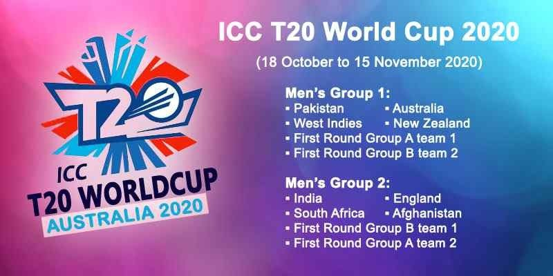 T20 World Cup 2020 Schedule Fixture Result In 2020 World Cup Cricket World Cup Cricket