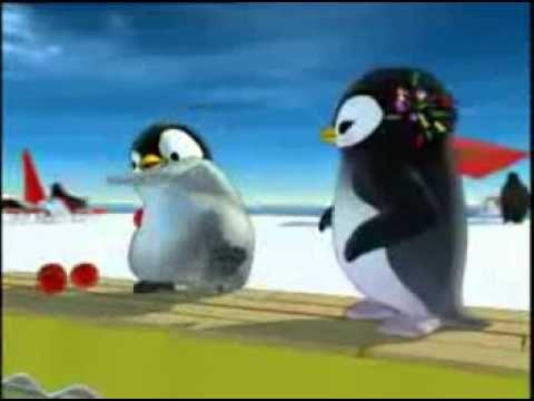 pinguinos roqueros - YouTube
