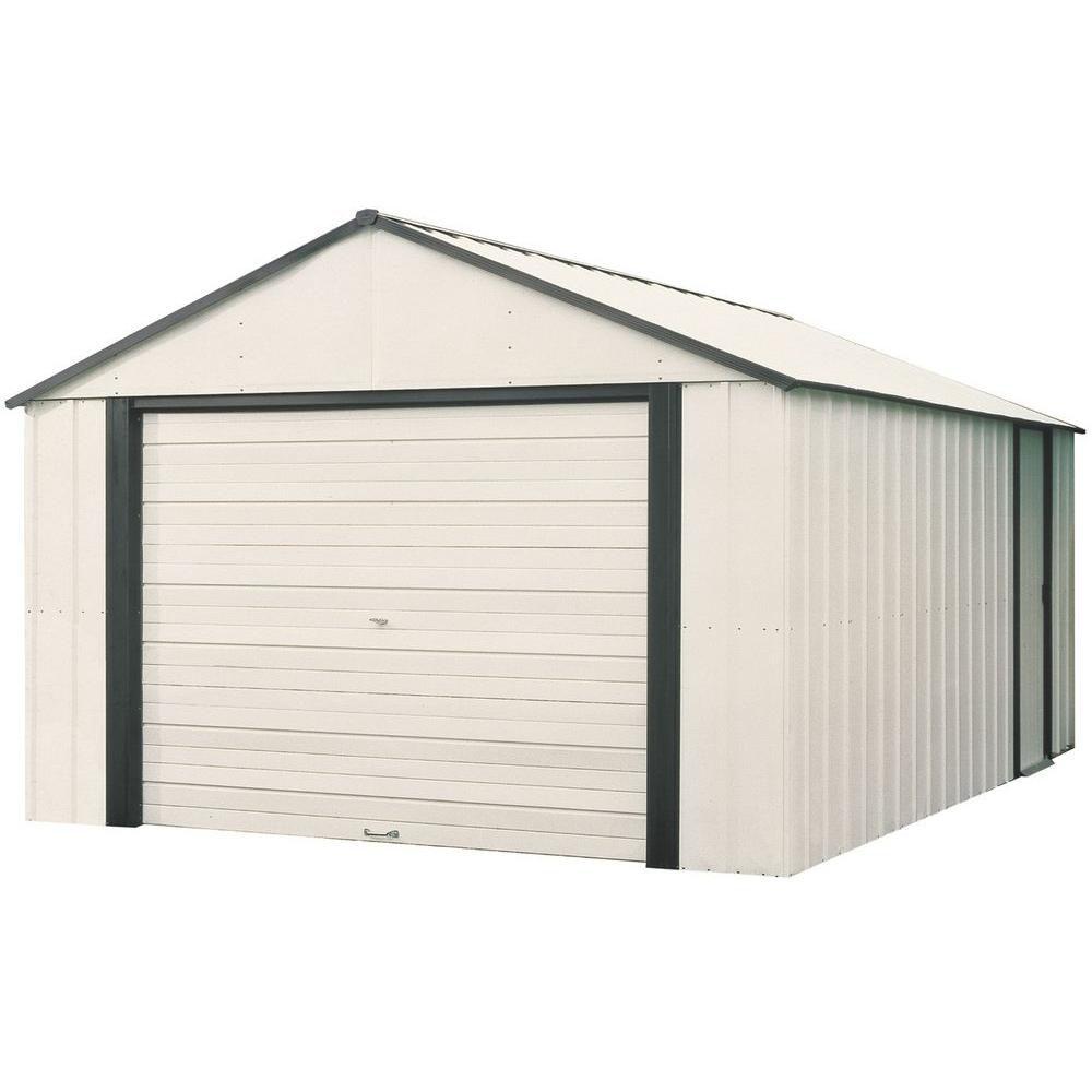 Vinyl Murryhill 12 Ft X 17 Ft Storage Building Metal Storage Sheds Steel Storage Sheds Outdoor Storage Sheds