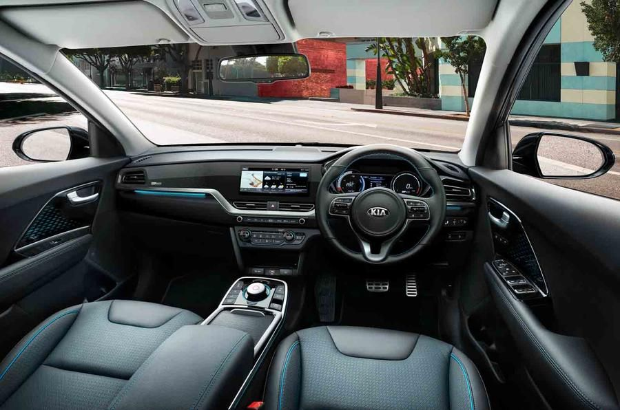 Kia E Niro Extra Supply Of Upgraded Ev For 2020 Autocar In 2020 Auto S En Motoren Motor Auto S