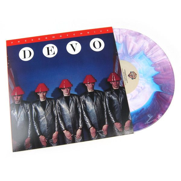 Devo: Freedom Of Choice (Indie Exclusive Colored Vinyl) Vinyl LP