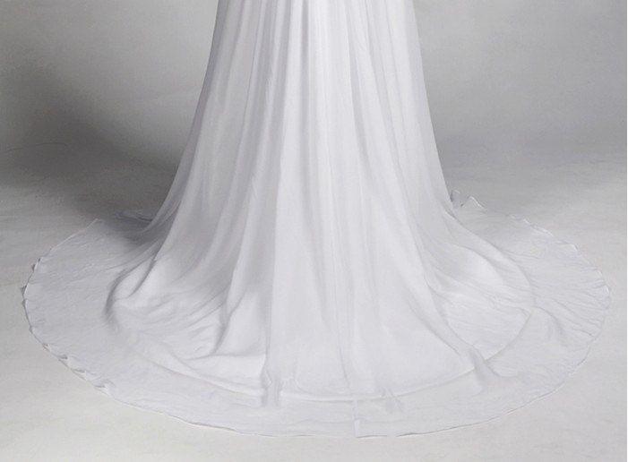 Custom make Customize Vintage Inspired Wedding Dress by wonderxue, $159.00