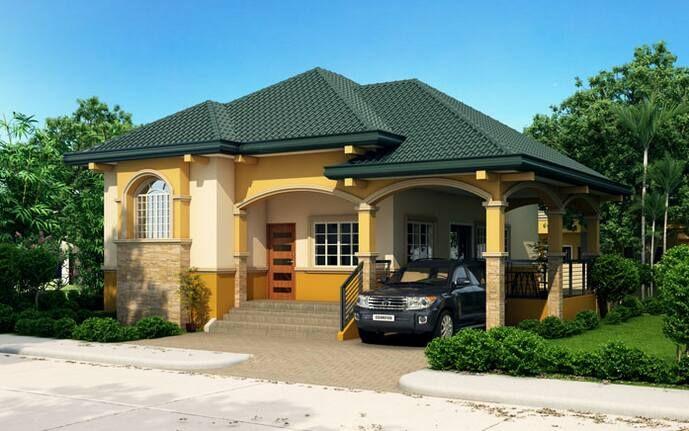 Rumah Minimalis Kampung Terbaru