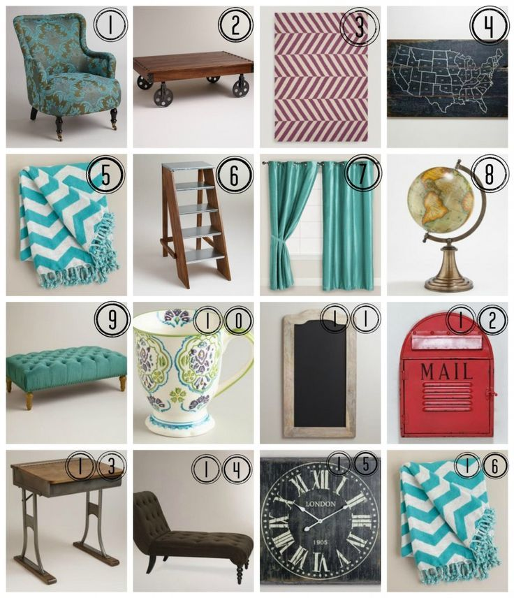 Home Decorating Sweepstakes: Share The Joy With World Market
