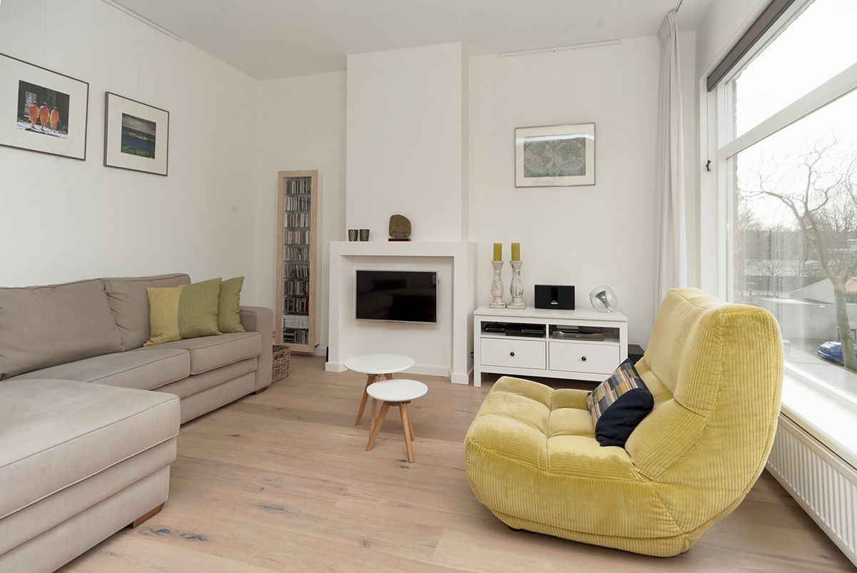 Attraktiv Sonmansstraat 72aI 4 Kamer Appartement Met 2 Balkons