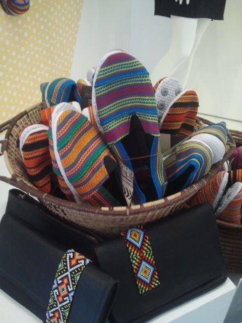 Alpargatas de Colombia, Atesanias Internacionales, Tribu ...