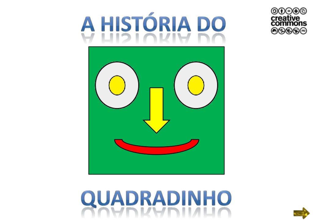 A historia do quadradinho by José Martins via slideshare