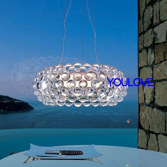 Modern foscarini caboche jose beads pendant lights fixture modern foscarini caboche jose beads pendant lights fixture teardrop droplights home indoor dining room bed room mozeypictures Gallery