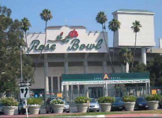 Pasadena Rose Bowl Stadium Hotel Courtyard By Marriott Los Angeles