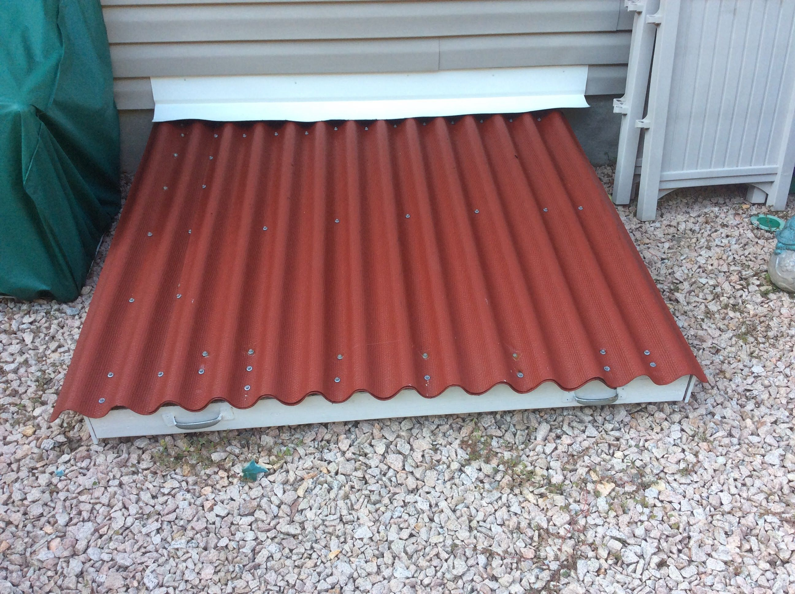 Roof Replacement Lancaster Pa Bulkhead Doors Crawl Space Cover Diy Crawlspace