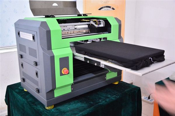 CE Certificate Mulitfucational A3 Epson Dx5 Head UV Flatbed