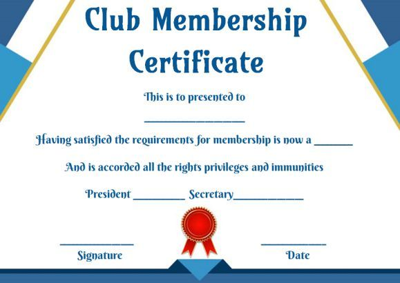 Club Membership Form Template Word Membership Application Form