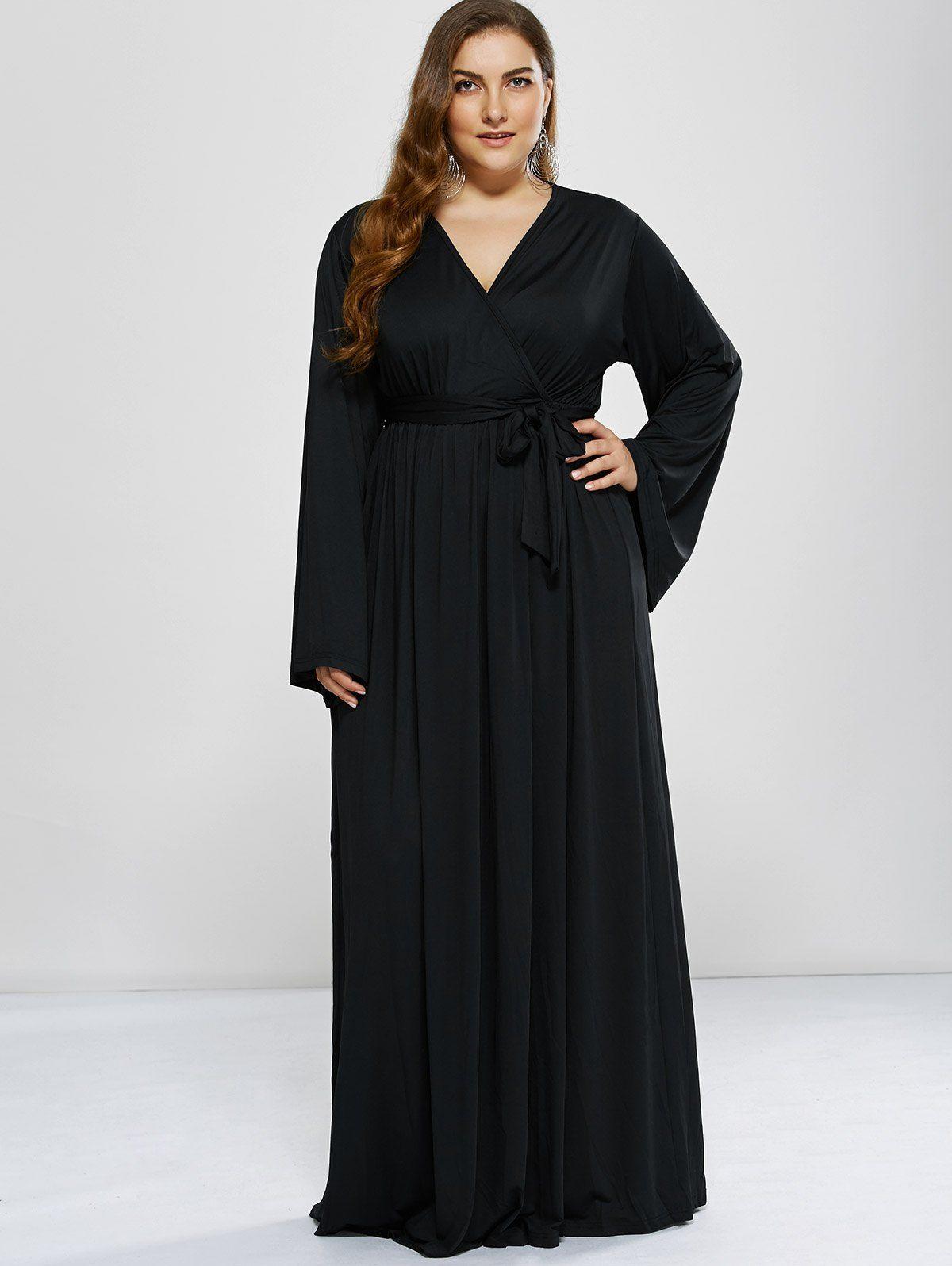 rosegal   Waistline dress, Clothes design, Plus dresses