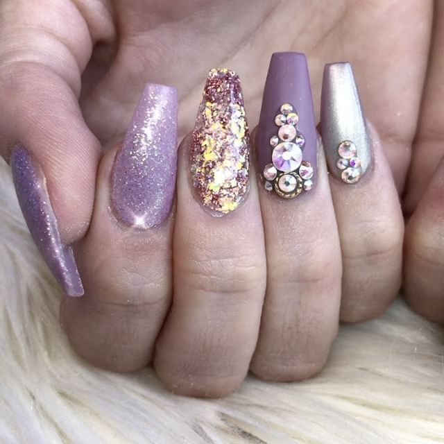 - Loved Creating These Nails Pinterest Coffin Nails And Create