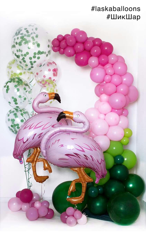 Pin De Joan Hagedorn Em Balloon Animals Festa Flamingo