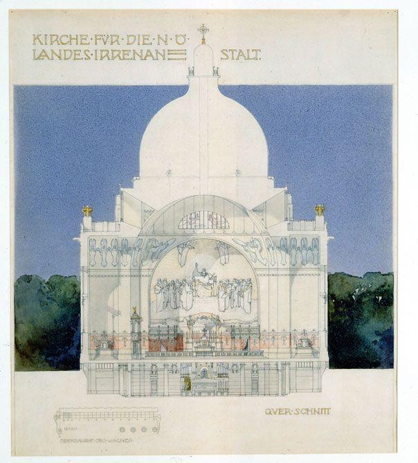 Otto Wagner Vienna Secession By James Krohn Architecture