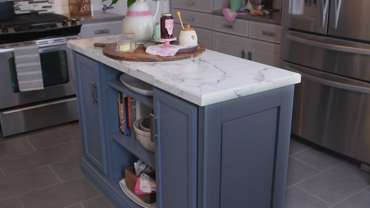 Eine Küche Insel Dies ist die neueste Informationen auf die Küche ...