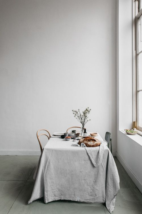 Atelier Day  Renee Kemps  Table_  Pinterest  Atelier Dining Cool Tablecloth For Dining Room Table Decorating Inspiration