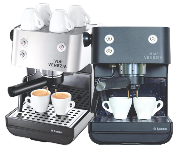 Saeco Via Venezia Espresso Machine - Certified Refurbished ...