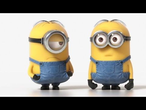 Minions Viral Movie Clip Stuart Dave Hd Despicable Me Movie Hd Minions Minions Clips Despicable Minions