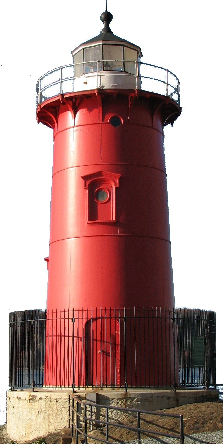 The Little Red Lighthouse- Under The George Washington