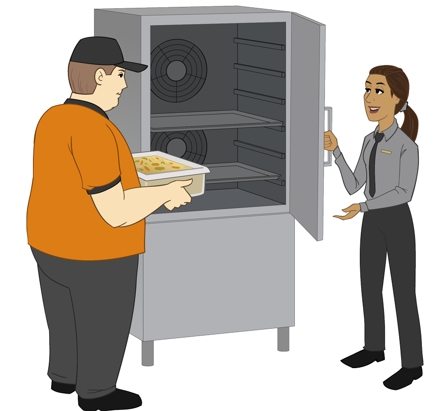 Stand Up Training Cooling Food Safely Stand Up Safe Food Food